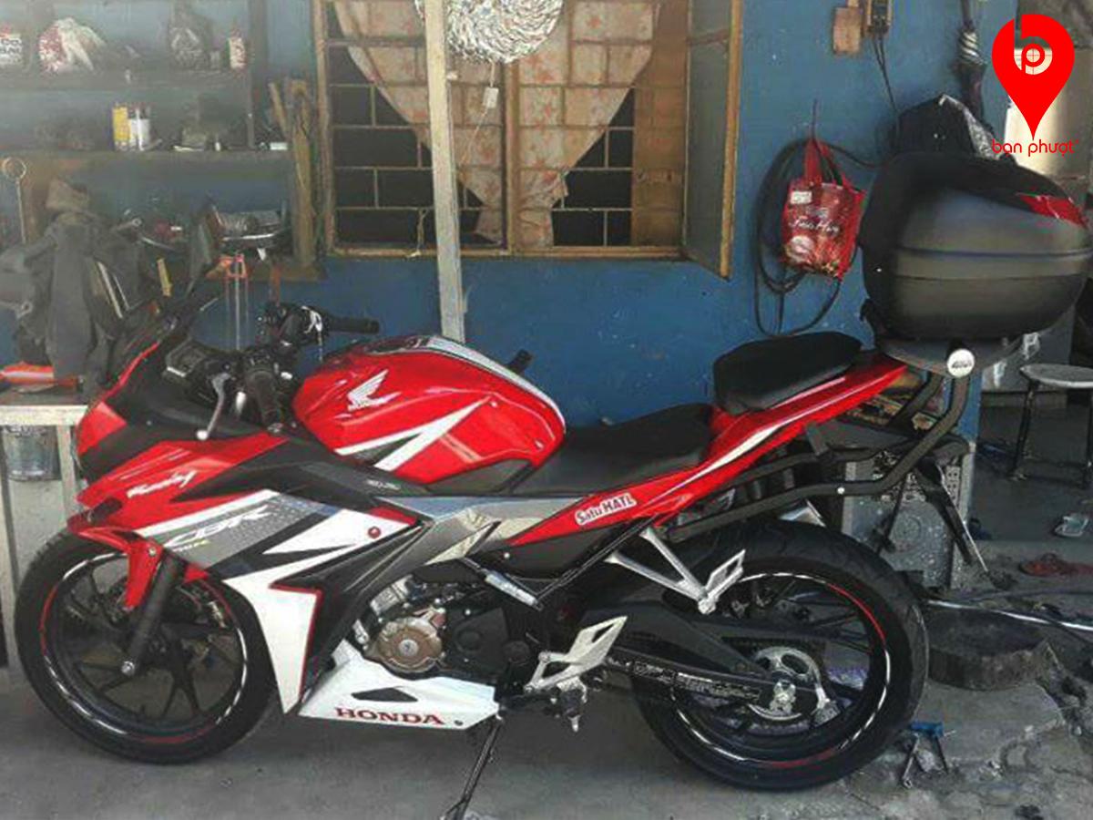Baga Gắn Thùng Cho Honda CBR