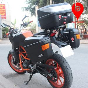 Thùng Givi Cho KTM DUke