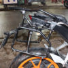 Baga gắn thùng cho KTM Duke