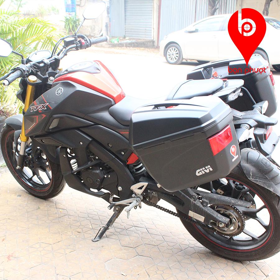 Thùng Givi Cho Yamaha TFX