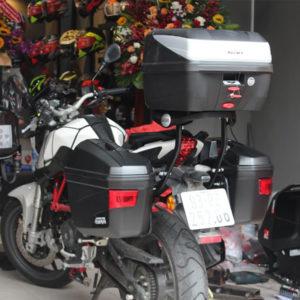 Baga Givi cho Benelli 150