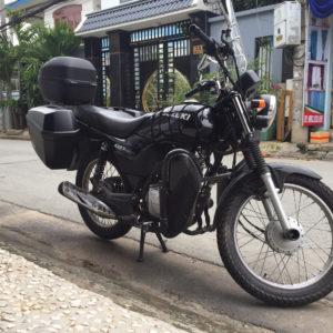 Thùng Givi cho Suzuki GD