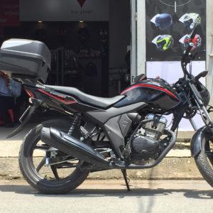 Thùng Givi cho Honda Cb150 Verza