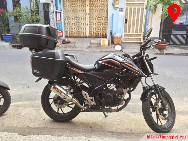 Baga Givi Cho Honda CB150R