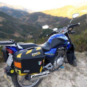 Thùng GIVI cho Suzuki En 150