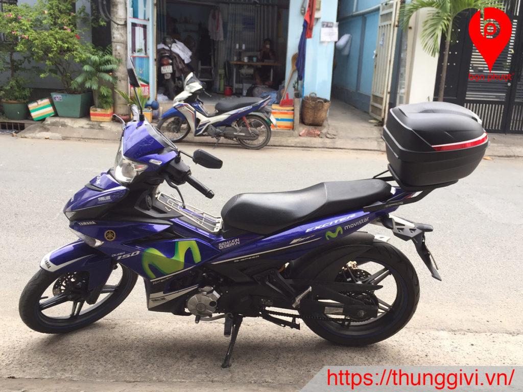 Thùng GIVI B270N 2019