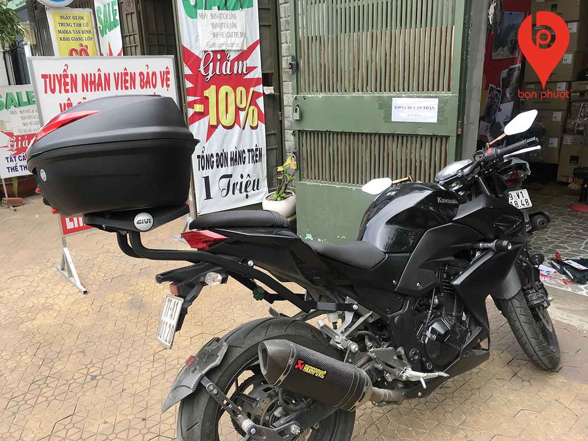Baga HRV Ninja 300 và Z300