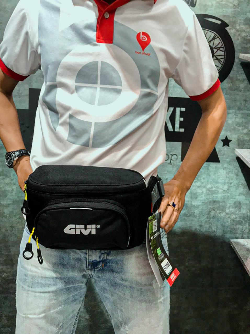 Túi đeo chéo người GIVI
