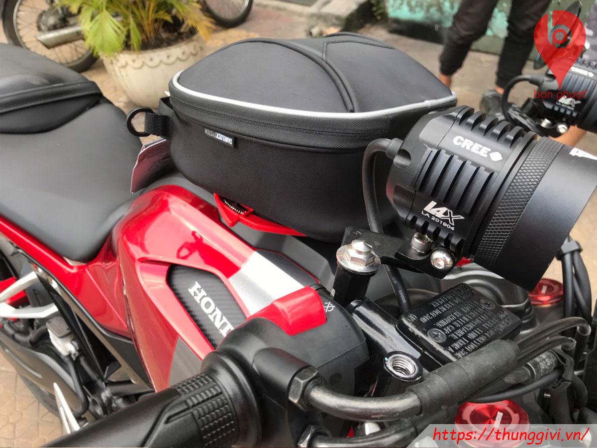 Túi tanklock gắn CB150R và CB300R