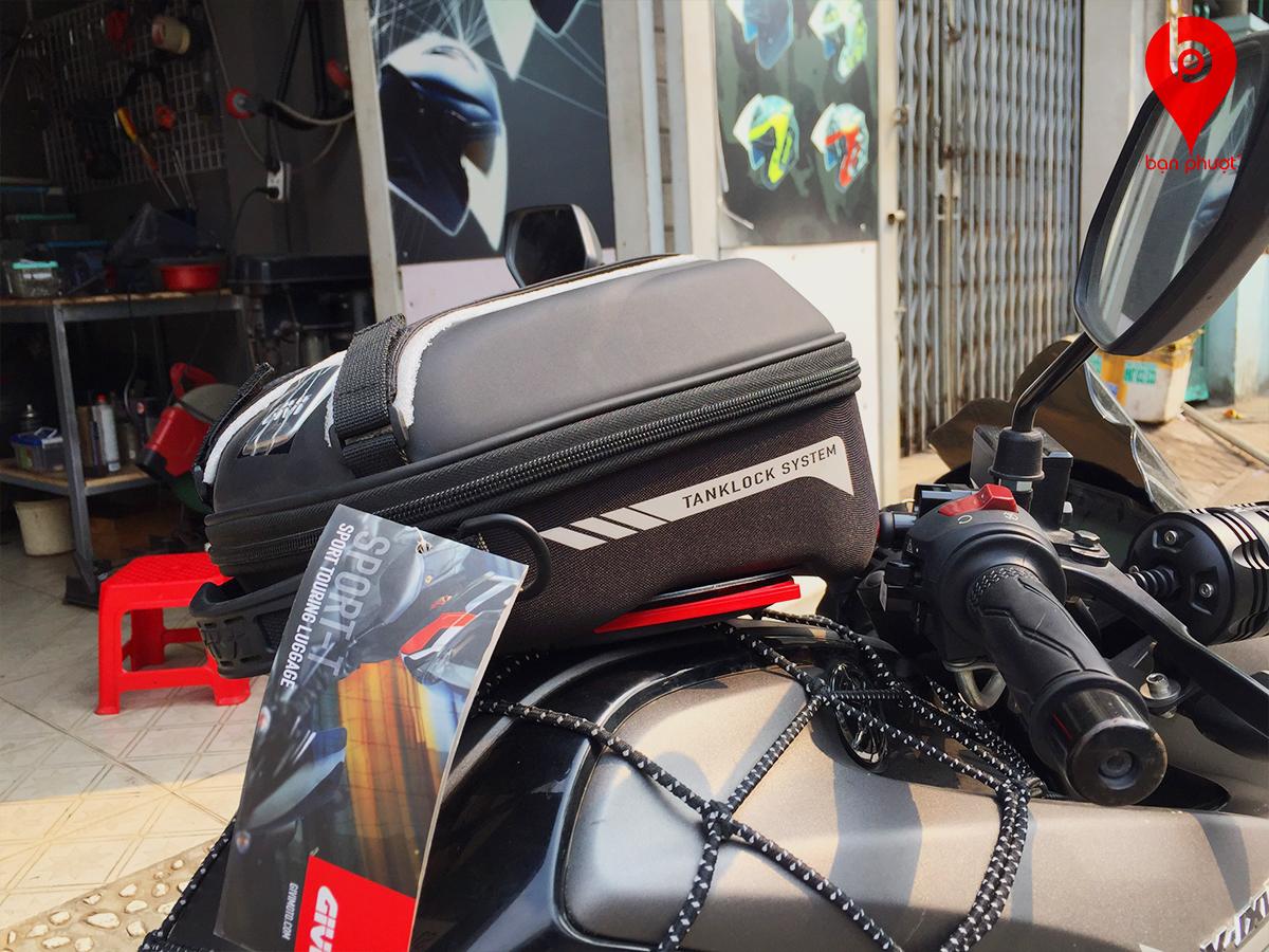 Túi Gài Bình Xăng Xe Yamaha Vixion